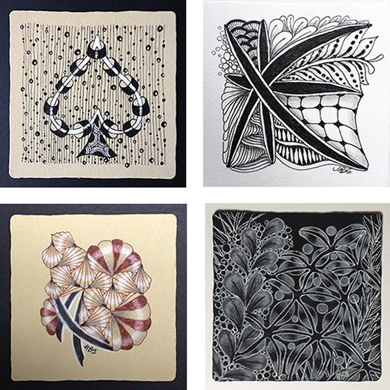 7-Zentangles